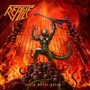 Reptile(Pasto)Portadas de Discos de Evil Heavy Metal