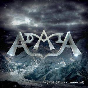 Adaia(Cartago)Portadas de Discos de Melodic Power Metal