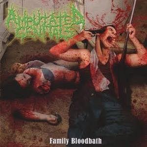 Amputated Genitals(Bogotá)Portadas de Discos de Brutal Death Metal