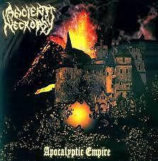 Ancient Necropsy(Medellin)Portadas de Discos de Metal, Death Metal, Technical Death Metal, Brutal Death Metal, Extreme Metal