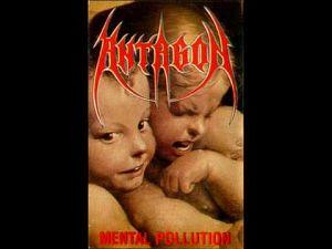 Antagon(Medellín)Portadas de Discos de Death Thrash Metal
