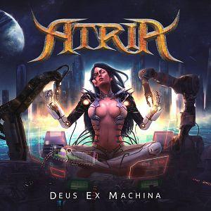 Atria(Medellín)Portadas de Discos de Heavy Metal