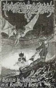 Vobiscum Lucipher(Pupiales)Portadas de Discos de Black Metal