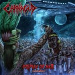 Carnagia - Display Of Hate (2015)