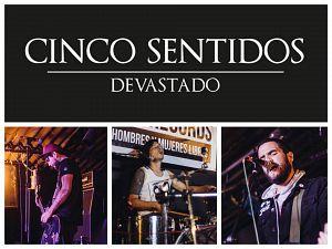 Cinco Sentidos Bandas Colombianas