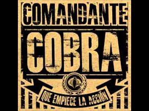 Comandante Cobra(Medellín)Portadas de Discos de Hardcore|Ska