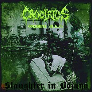 Cruciatus(Medellin)Portadas de Discos de Deathgrind (hategrindcore)