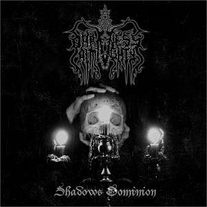 Darkness Almighty(Armenia)Portadas de Discos de Black Metal
