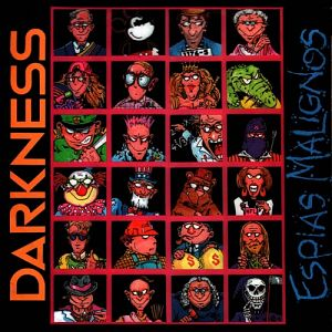 Darkness(Soacha)Portadas de Discos de Thrash Metal