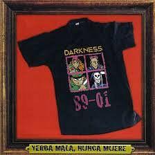 Darkness(Bogota)Portadas de Discos de Thrash Metal