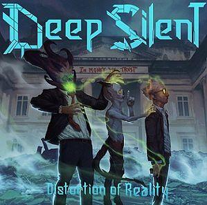 Deep Silent(Pereira)Portadas de Discos de Melodic Death Metal