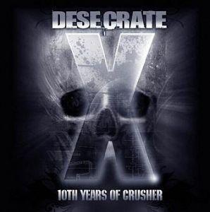 Desecrate(Bogota)Portadas de Discos de Death Metal
