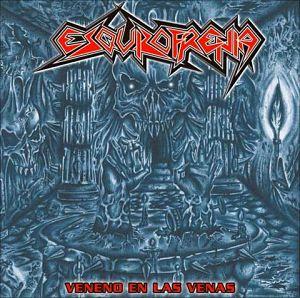 Esquizofrenia(Medellin)Portadas de Discos de Death, Thrash Metal