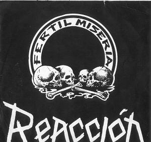 Fertil Miseria(Medellín)Portadas de Discos de Punk Hardcore
