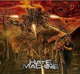 Hate Machine Bandas Colombianas
