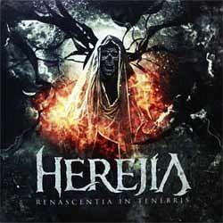 Herejia(Bogota)Portadas de Discos de Symphonic Death Metal
