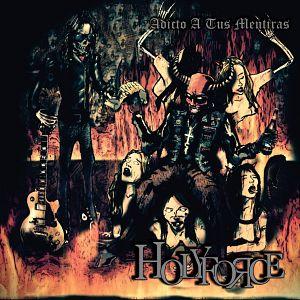 Holyforce(Bogota)Portadas de Discos de Heavy Metal