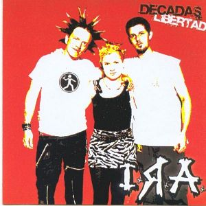 Ira(Medellín)Portadas de Discos de Punk Hard Core