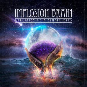 Implosion Brain(Bogotá)Portadas de Discos de Progressive New Metal