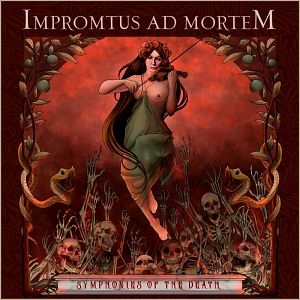 Impromtus Ad Mortem(Ibague)Portadas de Discos de Gothic Metal