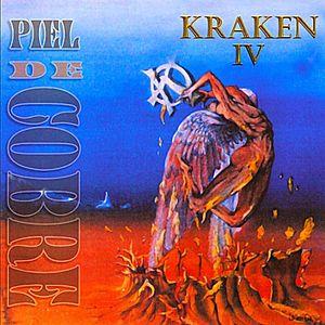Kraken(Medellin)Portadas de Discos de Rock Duro Progresivo