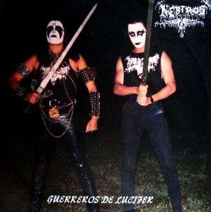 Nebiros(Medellin)Portadas de Discos de Black Metal