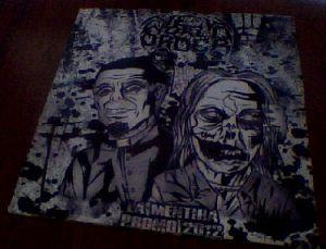 New World Order(Bogota)Portadas de Discos de Death Metal / Hardcore / Metalcore