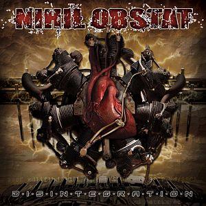 Nihil Obstat(Palmira)Portadas de Discos de Brutal Death Metal