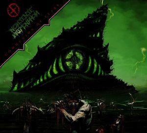 Nonsense Premonition(Bogota )Portadas de Discos de Technical Brutal Death Metal