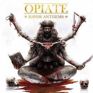 Opiate(Bogota)Portadas de Discos de Death Black Metal