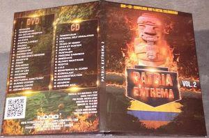 Patria Extrema Vol 2 Bandas Colombianas