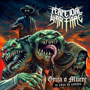 Perpetual Warfare(Bogotá)Portadas de Discos de Thrash Metal
