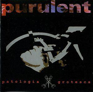 Purulent(Bogota)Portadas de Discos de Brutal Death Metal, Grindcore