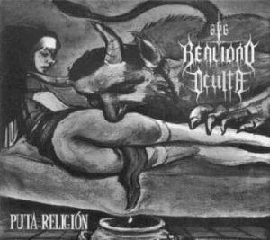 666 Realidad Oculta(Medellin)Portadas de Discos de Black Metal
