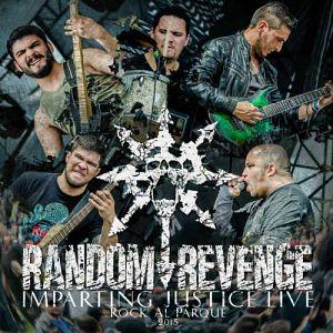 Random Revenge(Bogotá)Portadas de Discos de Thrash|Heavy Metal
