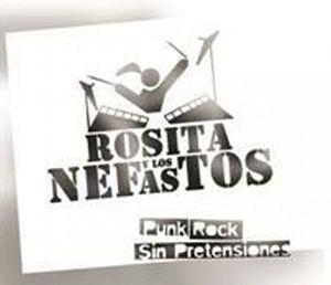 Rosita Y Los Nefastos(Medellín)Portadas de Discos de Punk Rock