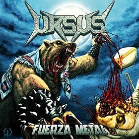 Ursus(Bogota)Portadas de Discos de Speed Metal