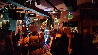 Abbott Y Costello Rock Bar, Bares de Rock en Bogota.