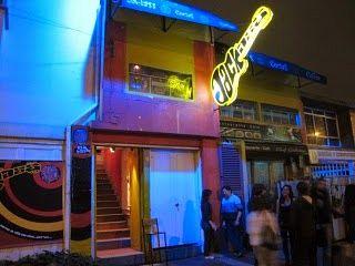 Jackass Rock Bar, Bares de Rock en Bogota.