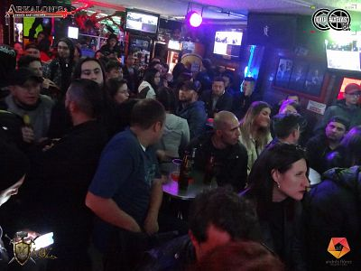 Kaoz Bar, Bares de Rock en Soacha.
