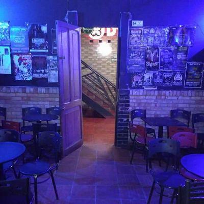 Power Riff Metal Bar, Bares de Rock en Bogota.