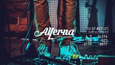 Alterna Estudio - Bogota, Salas de Ensayo y Estudios de Grabación.