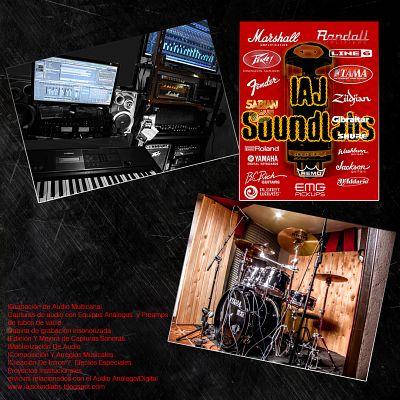 Iaj Soundlabs Studio De Grabacion - Medellin, Salas de Ensayo y Estudio de Grabación.