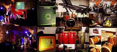 Pakarny Music House, Salas de Ensayo Bogota y Estudios de Grabación Bogota.