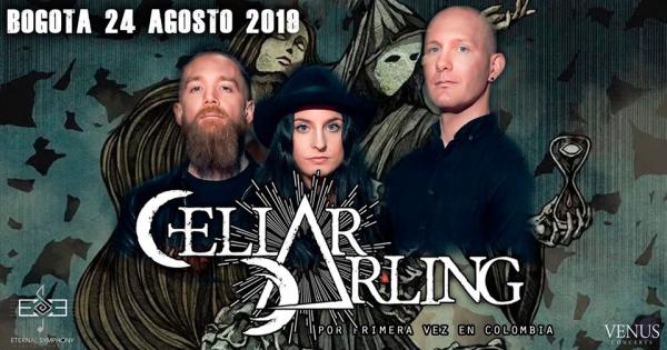 Evento Cellar Darling En Colombia 2019|Conciertos, Festivales.