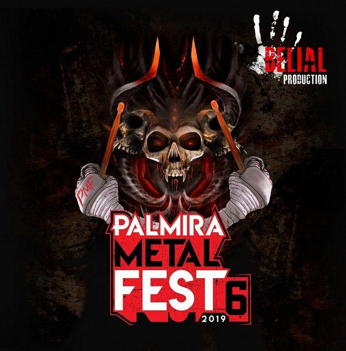 Evento Palmira Metal Fest 6 2019|Conciertos, Festivales.