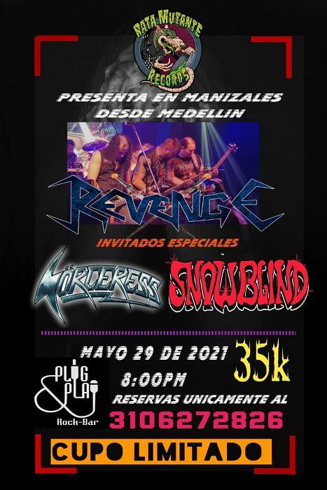 Evento Concierto Rata Mutante Records Conciertos, Festivales.
