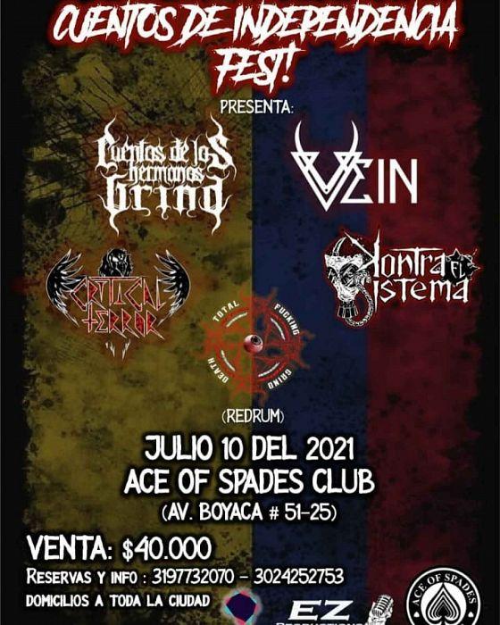 Evento Cuentos De Independencia Conciertos, Festivales.