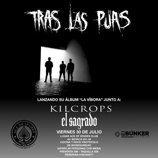Evento Nuevo Album La Vibora|Conciertos, Festivales.