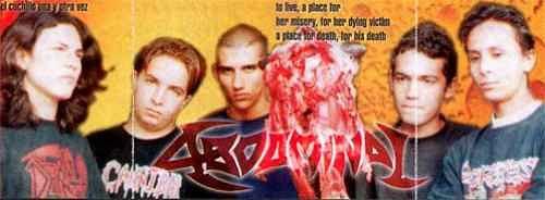 Abdominal, Imagenes de Bandas de Metal & Rock Colombianas